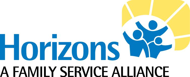 Horizons - A Family Service Alliance Logo
