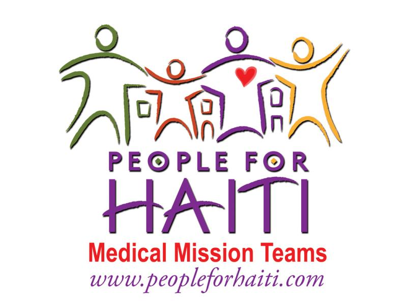 People for Haiti Logo