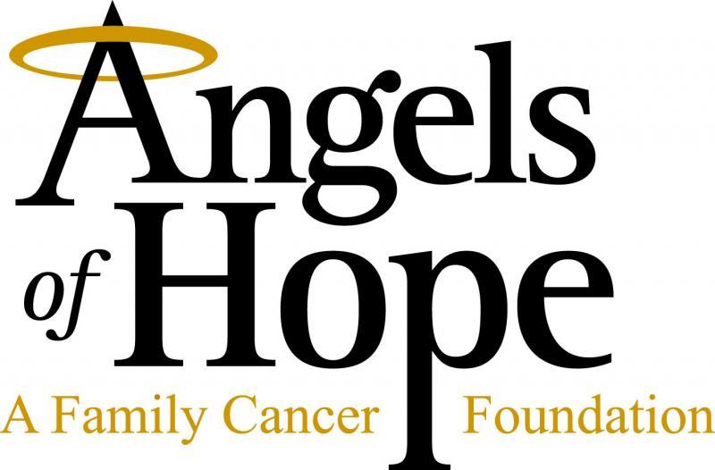 Angels of Hope - A Family Cancer Foundation Logo