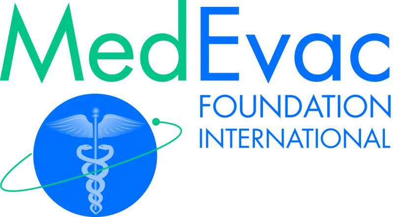 Medevac Foundation International Logo