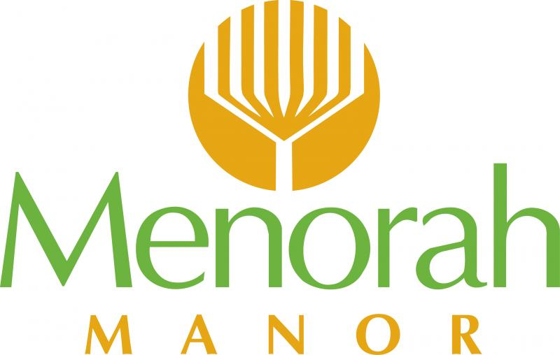 Menorah Manor Logo