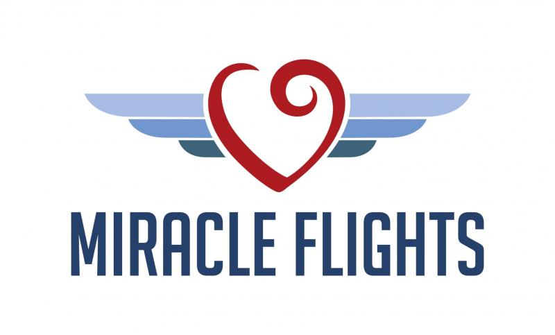 Miracle Flights Logo
