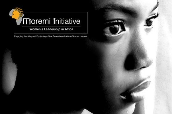 Moremi Initiative for Women's Leadership in Africa Logo