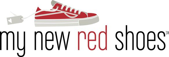 My New Red Shoes Logo
