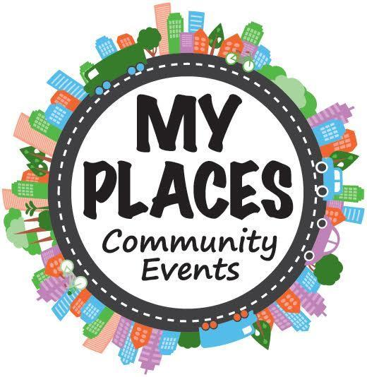 My Places Community Events Logo