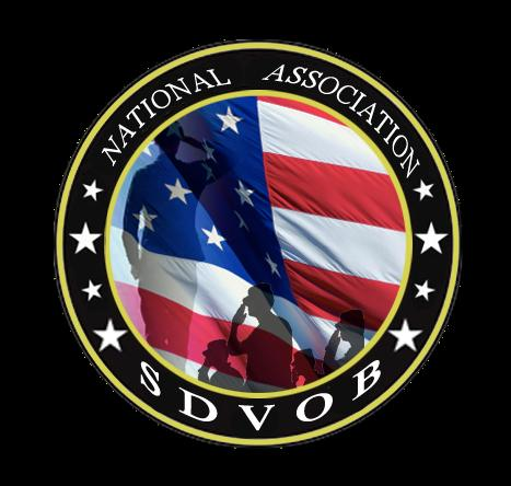 NASDVOB - National Association of Service Disabled Veteran Owned Businesses Logo