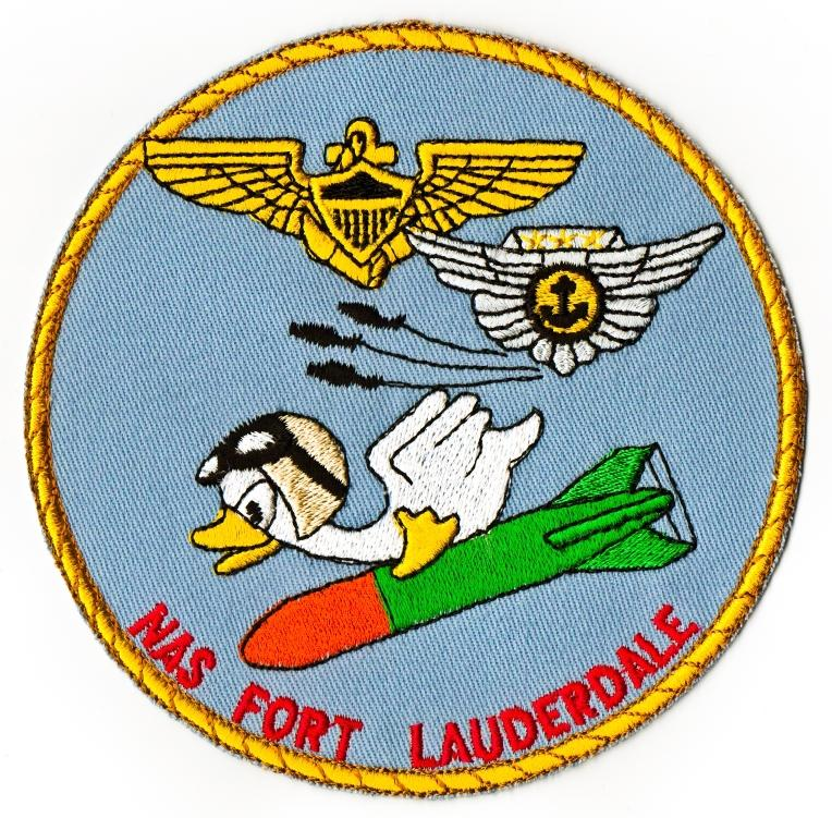 Naval Air Station Fort Lauderdale Historical Association, Inc. Logo