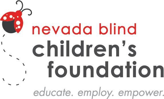Nevada Blind Childrens Foundation Logo