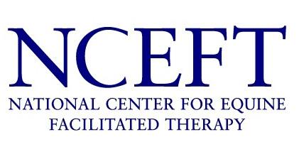 NCEFT - National Center for Equine Facilitated Therapy Logo