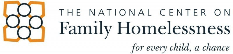 The National Center on Family Homelessness Logo