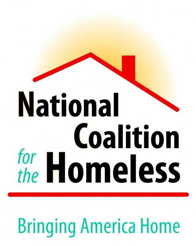 National Coalition for the Homeless, Inc. Logo