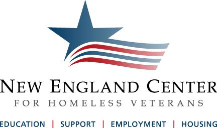 New England Center for Homeless Veterans Logo