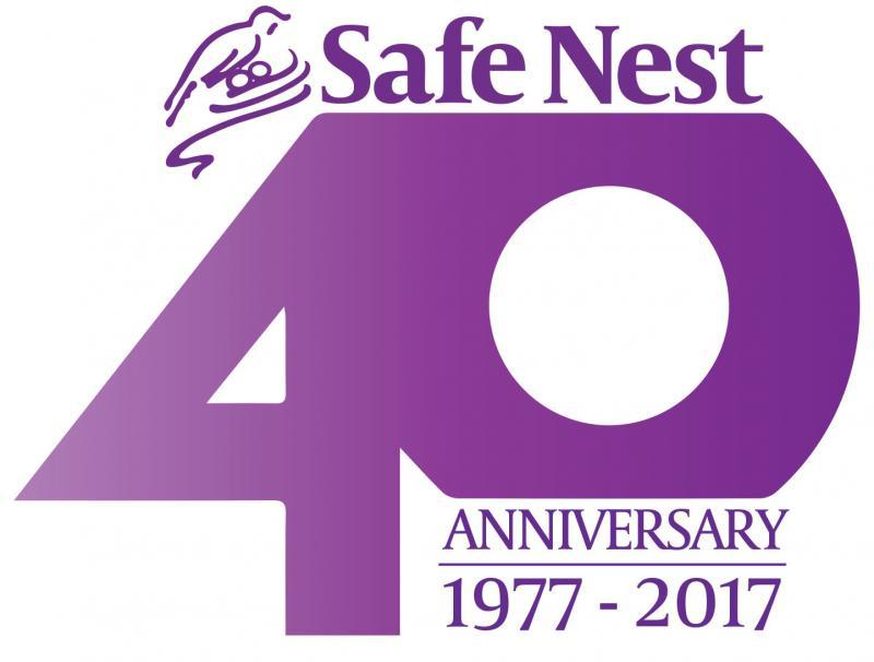 Safe Nest, Temporary Assistance for Domestic Crisis Logo
