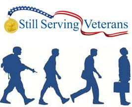 Still Serving Veterans Logo