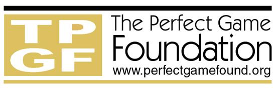 The Perfect Game Foundation Logo