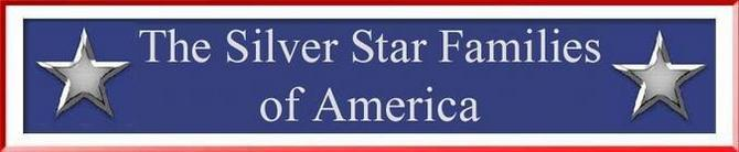 The Silver Star Families of America Logo