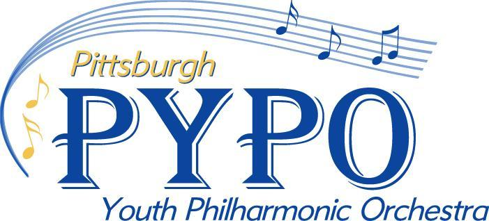 Pittsburgh Youth Philharmonic Orchestra Logo