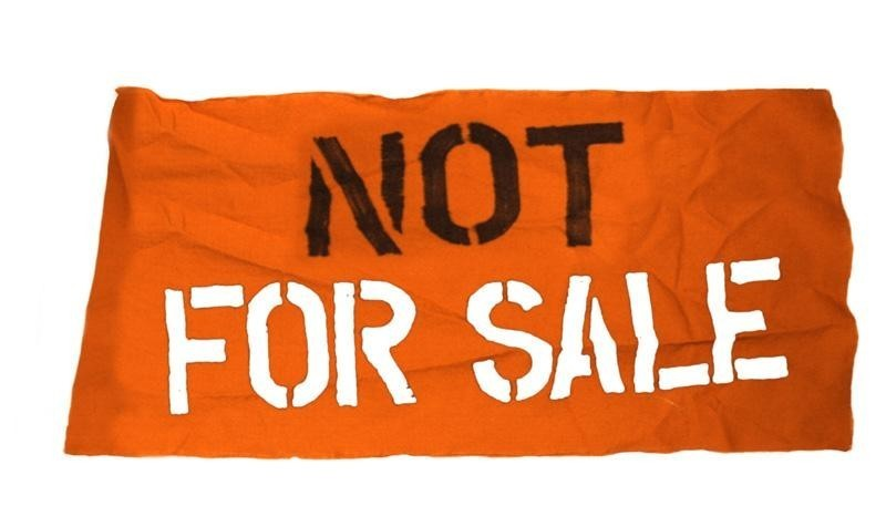 Not For Sale Fund Logo