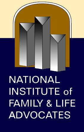 National Institute of Family and Life Advocates Logo