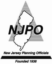 New Jersey Planning Officials Logo