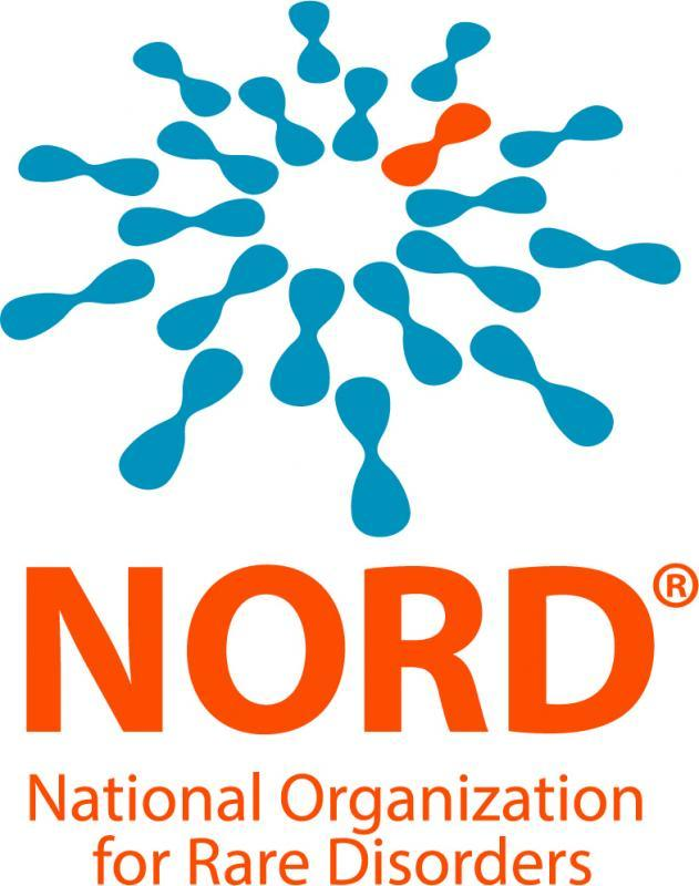 The National Organization For Rare Disorders Logo
