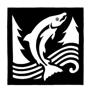 NORTH OLYMPIC SALMON COALITION Logo