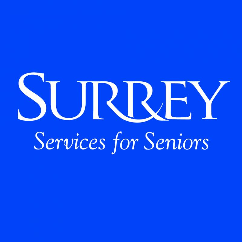 Surrey Services for Seniors, Inc. Logo