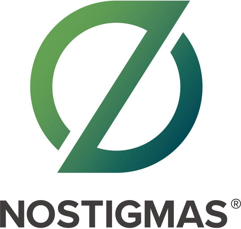 NoStigmas | Mental Health Your Way Logo