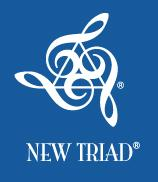 New Triad for Collaborative Arts Inc Logo