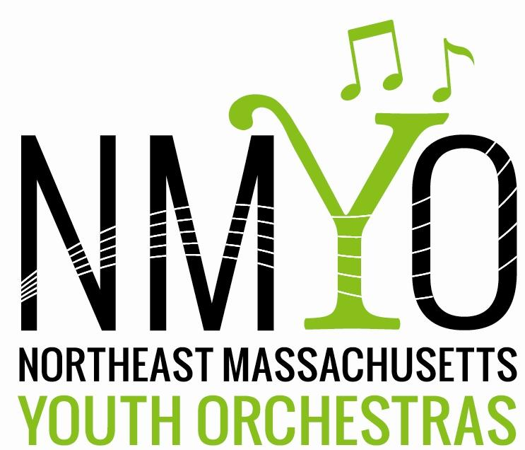 Northeast Massachusetts Youth Orchestras Inc. Logo