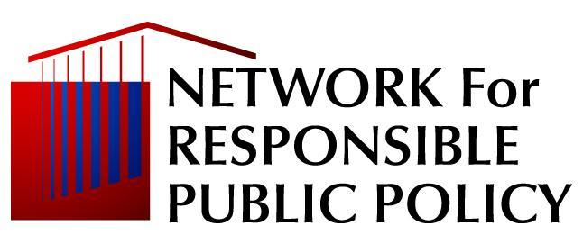 Network for Responsible Public Policy Logo