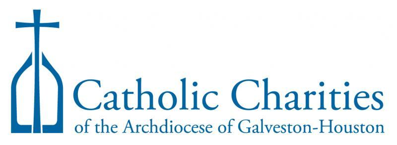 Catholic Charities of the Archdiocese of Galveston-Houston Logo