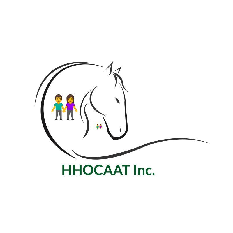 Healing Horses One child at a time Inc. Logo