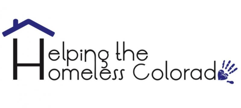 Helping the Homeless Colorado Logo