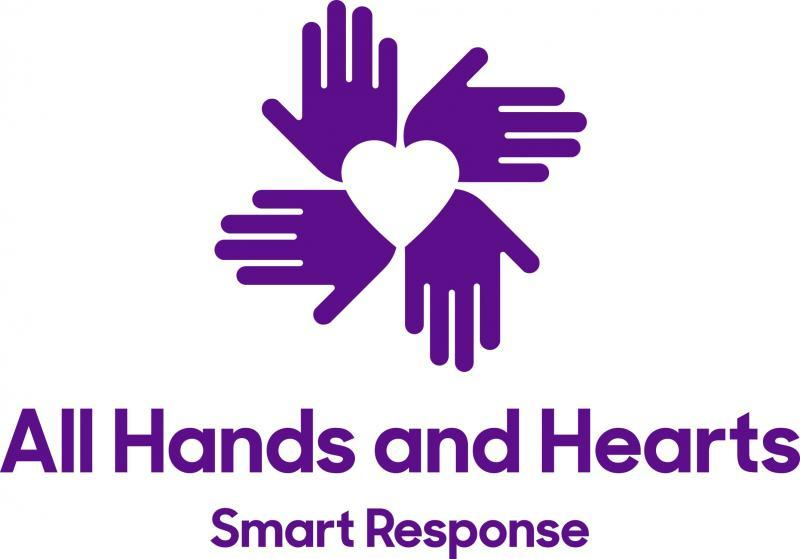 All Hands and Hearts - Smart Response Logo