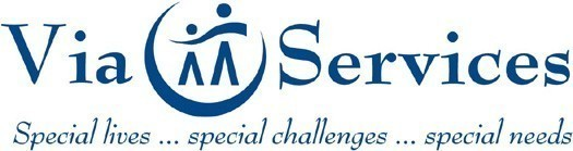 Via Services, Inc. Logo