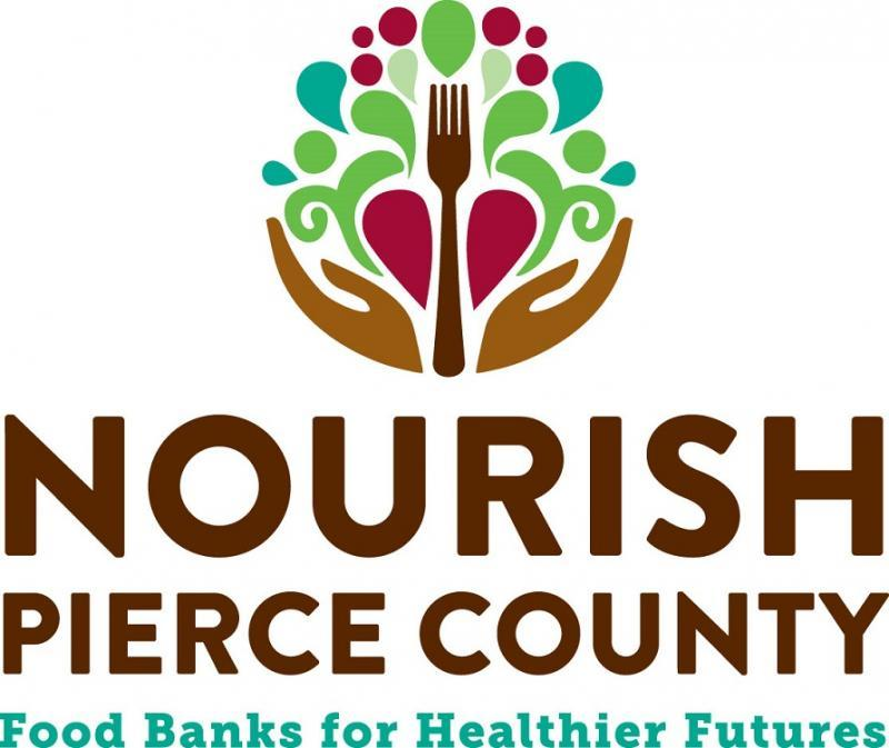 Nourish Pierce County (formerly FISH Food Banks of Pierce County) Logo