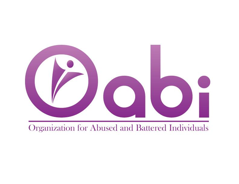O.A.B.I.: Organization for Abused and Battered Individuals Logo