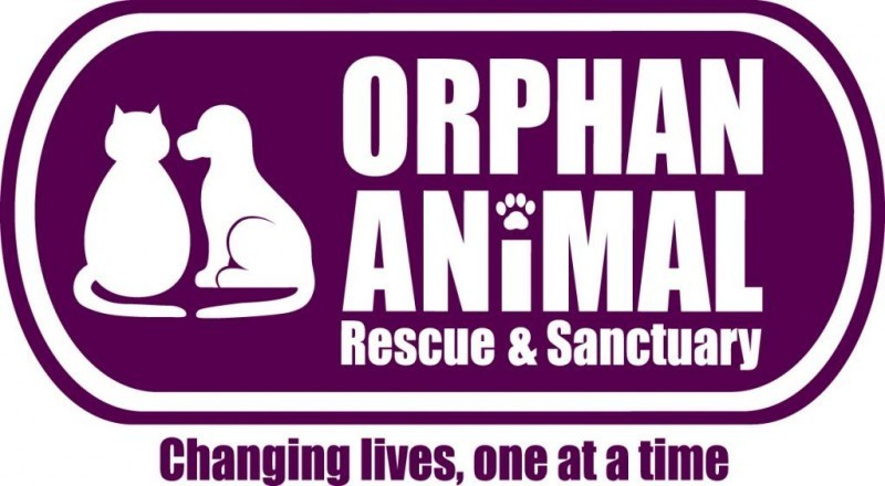 Orphan Animal Rescue and Sanctuary, Inc. Logo