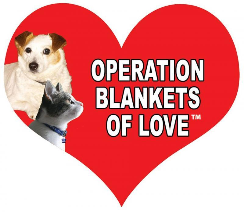 Operation Blankets of Love Logo