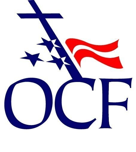 The Officers Christian Fellowship of the United States of America Logo