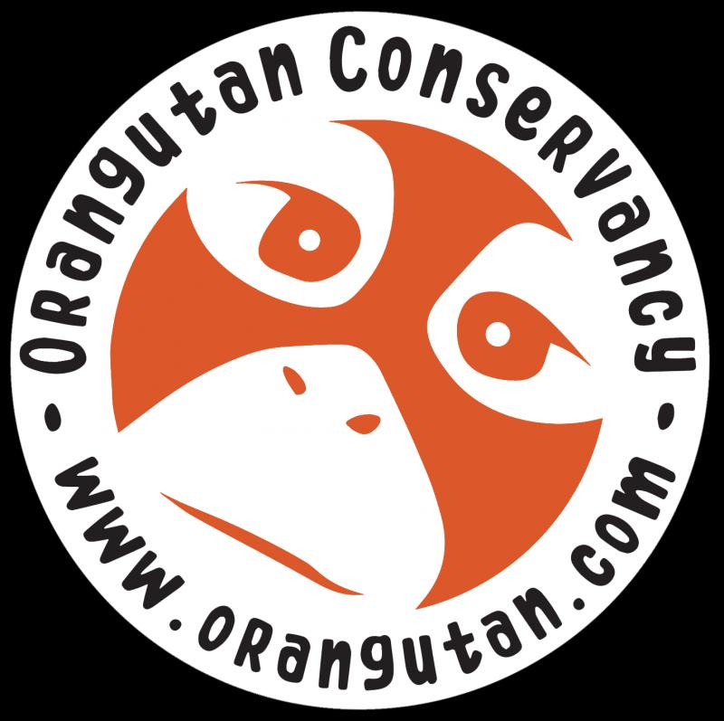The Orangutan Conservancy Logo