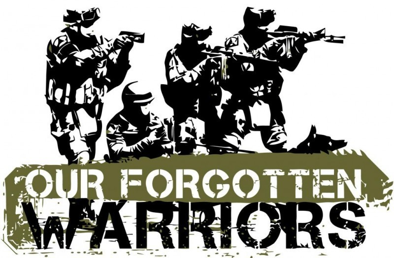 Our Forgotten Warriors Logo