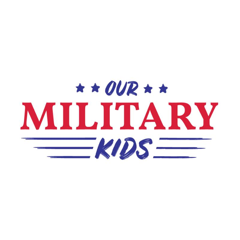 Our Military Kids Inc Logo