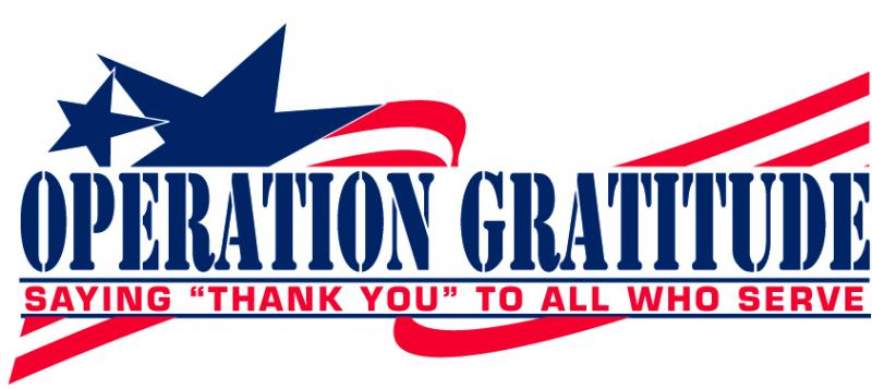 Operation Gratitude Inc Logo