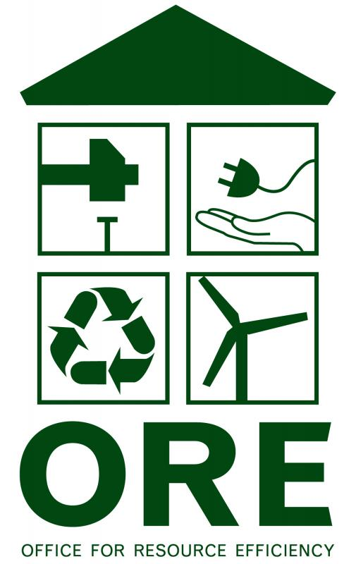OFFICE FOR RESOURCE EFFICIENCY Logo