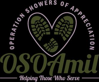 Operation Showers of Appreciation Inc (OSOAmil) Logo