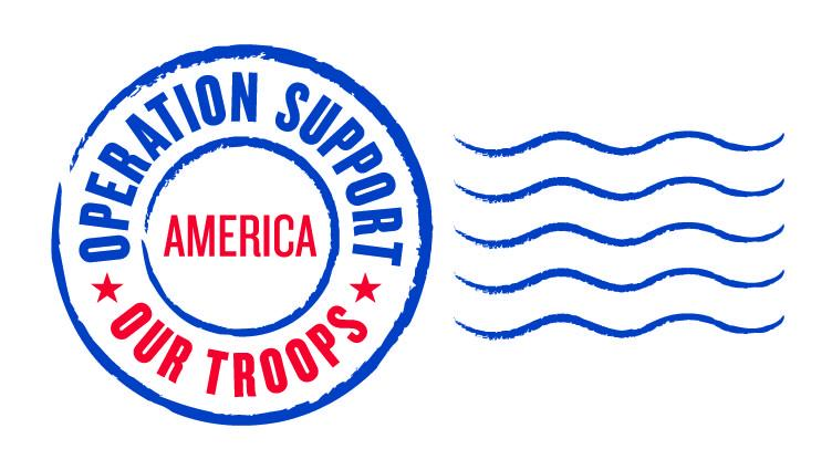 Operation Support our Troops- America Logo