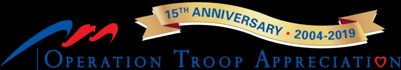 Operation Troop Appreciation Logo