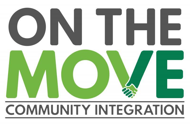 On-The-Move Community Integration Logo